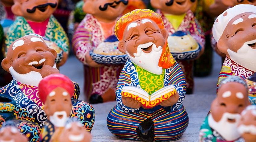Узбекские сувениры и подарки — фото 1