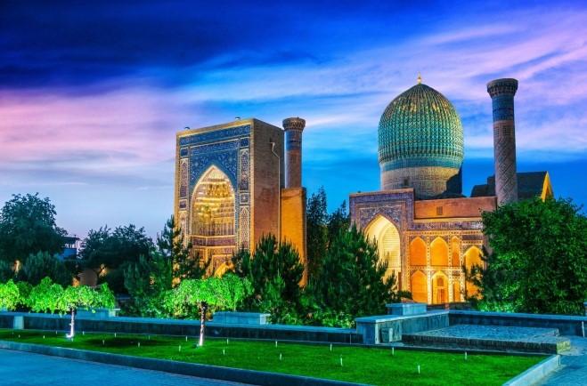 Exploring Bukhara and Samarkand — photo 1