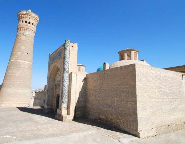 The legend of Kalyan Minaret (Kalon) — photo 1