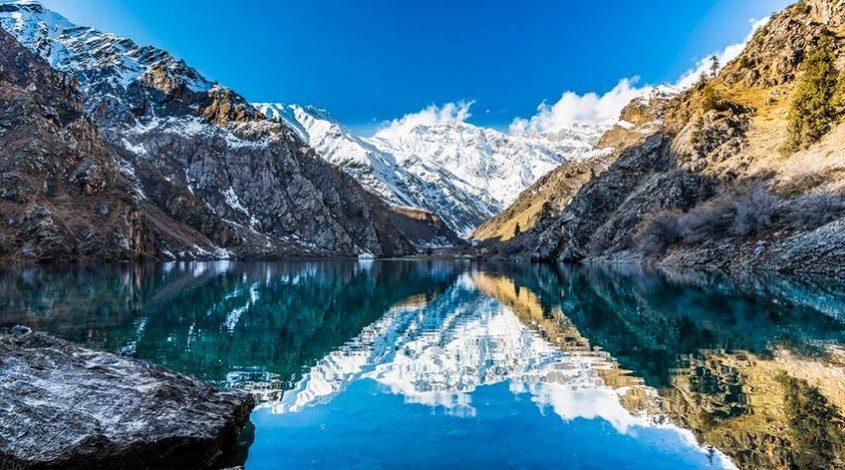 National parks of Uzbekistan — photo 1