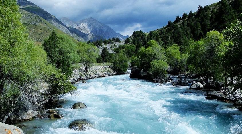 Реки Узбекистана — фото 1