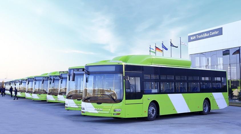 Транспорт Узбекистана — фото 1