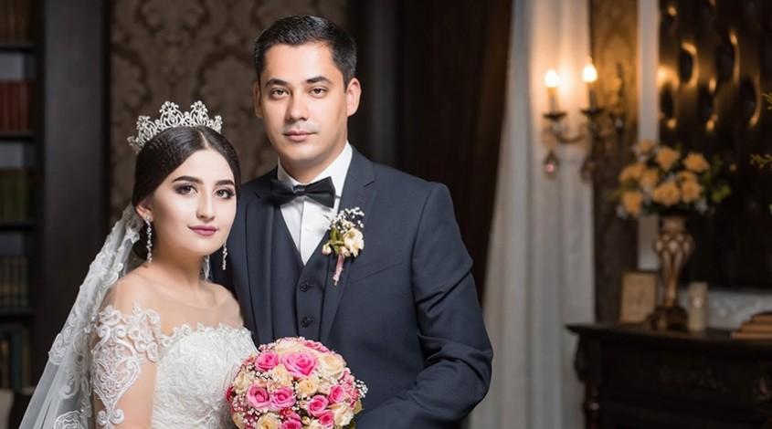 Никох-Туй: узбекская свадьба — фото 1