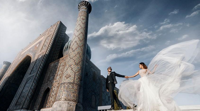 Узбекская свадьба — фото 1