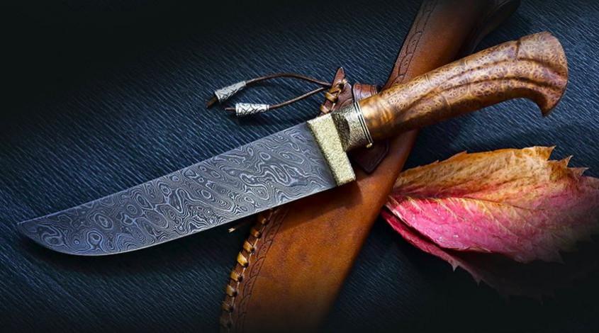 Узбекский нож пчак — фото 1