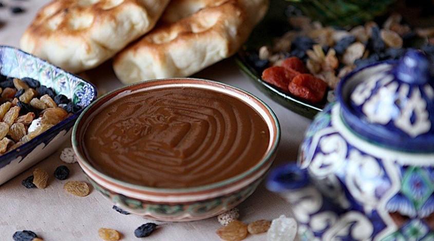 Праздничное блюдо Сумаляк — фото 1