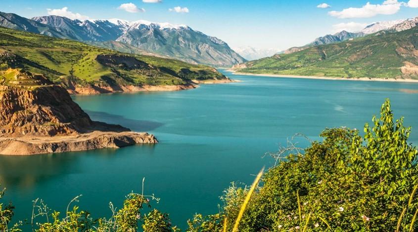 Озёра Узбекистана — фото 1