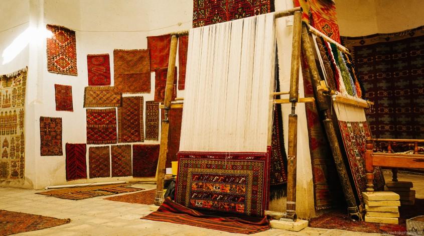 Узбекские ковры — фото 1
