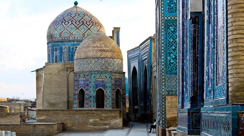 Shah-i-Zinda — photo 1