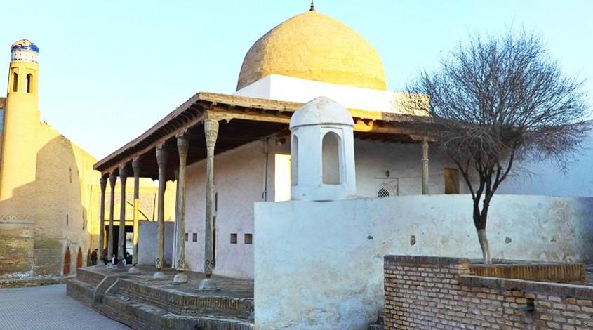 Ак-мечеть Хивы — фото 1