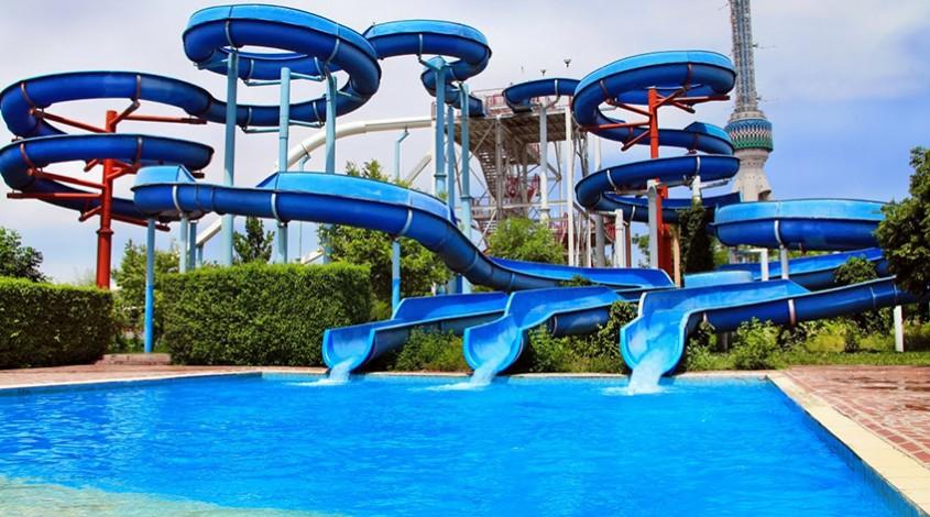 Аквапарки Ташкента — фото 1