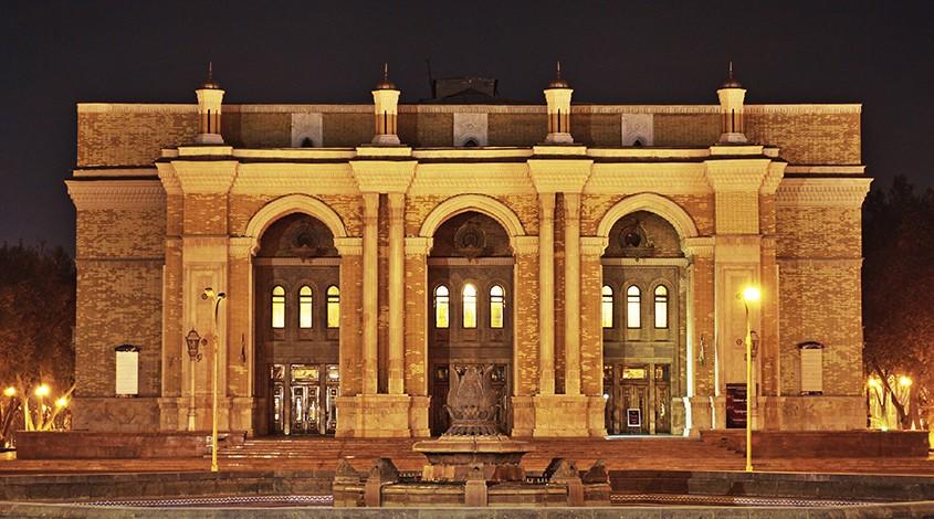 Большой Театр им. Алишера Навои — фото 1