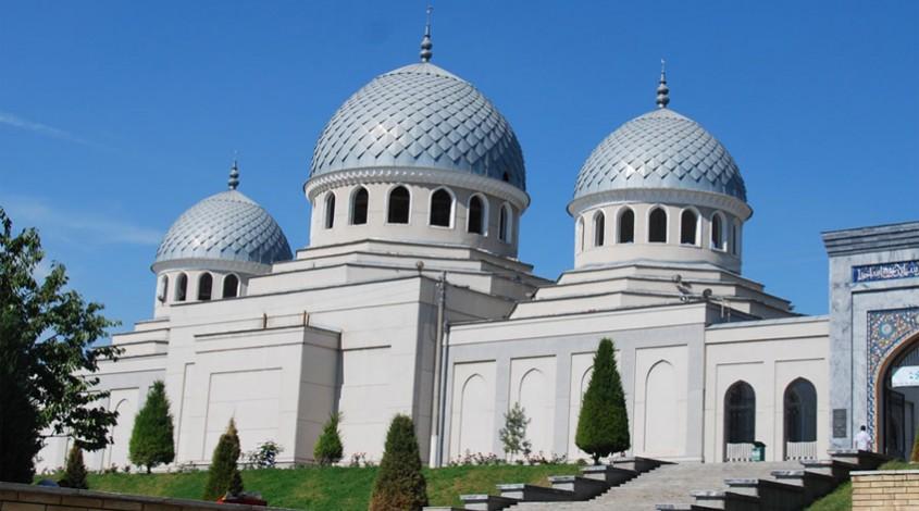 Джума-мечеть Ходжа Ахрар Вали (Мечеть Джами) — фото 1