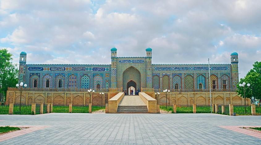 Дворец Худояр Хана — фото 1