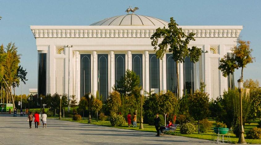 Дворец международных форумов — фото 1