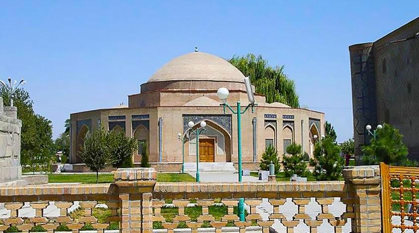 Chorsu Bazaar of Samarkand — photo 1