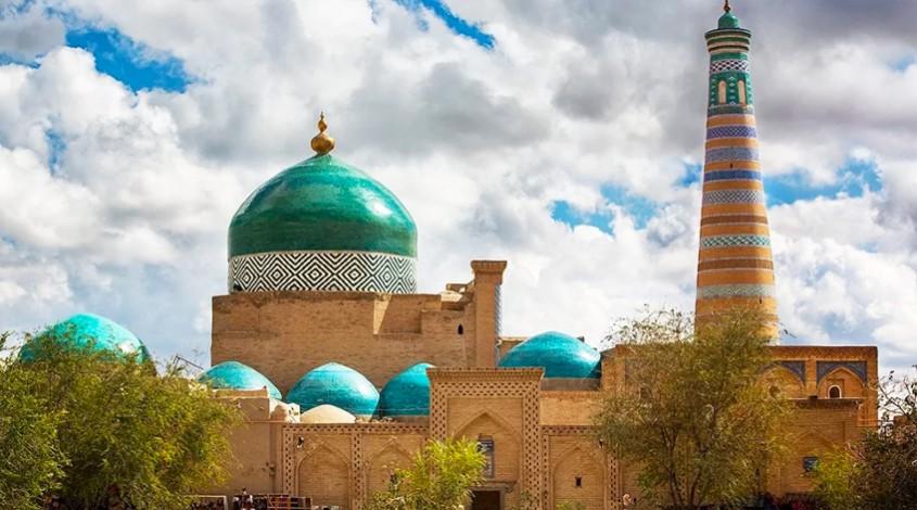 Комплекс Ислам Ходжа — фото 1
