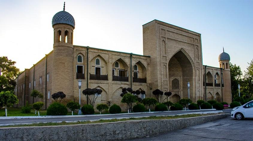 Медресе Абулкасыма — фото 1