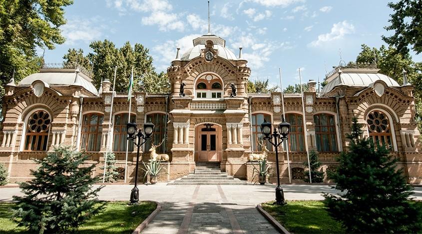 Бывшая резиденция Князя Романова — фото 1