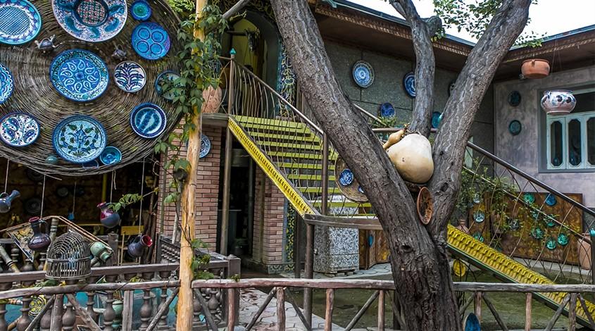 Гончарный дом Алишера Назирова — фото 1