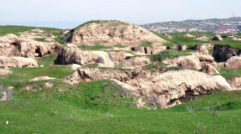 Settlement of Afrasiab — photo 1
