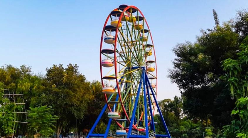 Парк Абдуллы Кадыри — фото 1