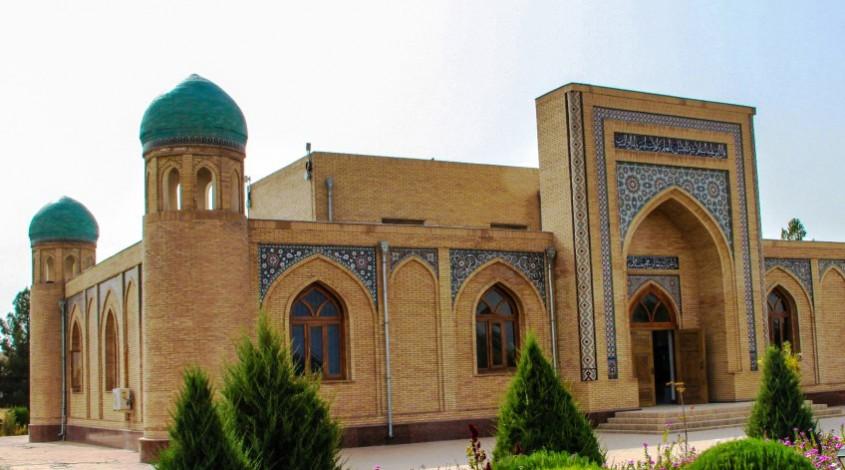 Hakimat-Termezi architectural complex — photo 1