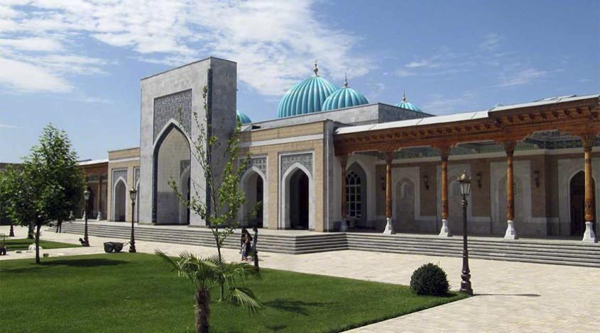 Memorial complex of Imam al-Bukhari — photo 1