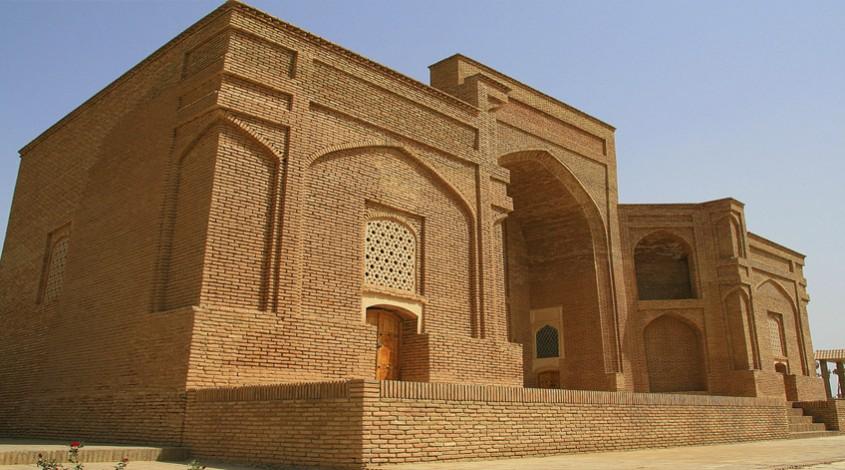 Sultan-Saodat cult-memorial complex — photo 1