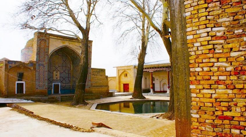 Mausoleums of Abdi Darun and Abdi Birun — photo 1