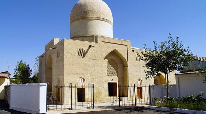Aksaray mausoleum — photo 1