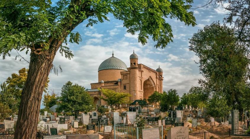 Мавзолей Шейха Зайнутдина-бобо — фото 1