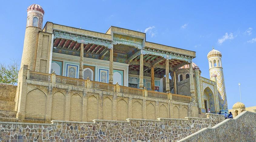 Khazret-Khyzr Mosque — photo 1