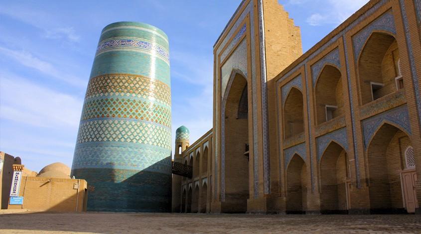 Медресе Мухаммад Амин-хана — фото 1