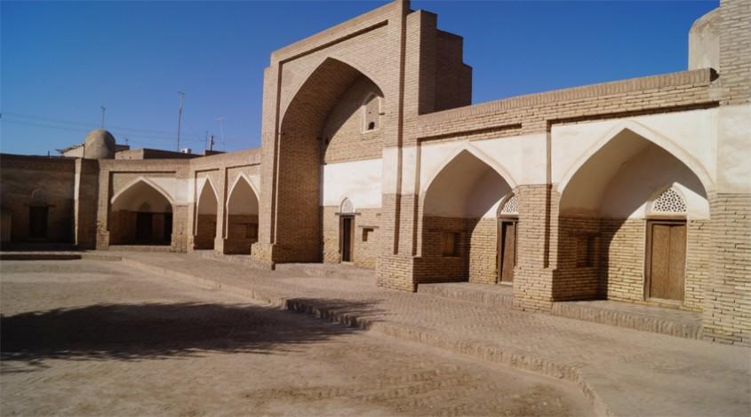 Медресе Ширгази-хана — фото 1