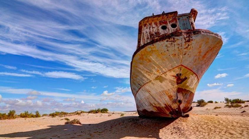 Аральское море — фото 1