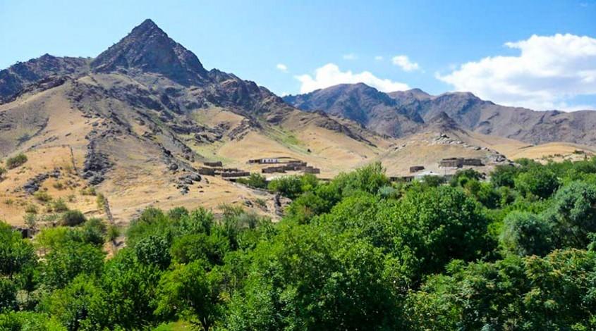 Nurata mountain area — photo 1