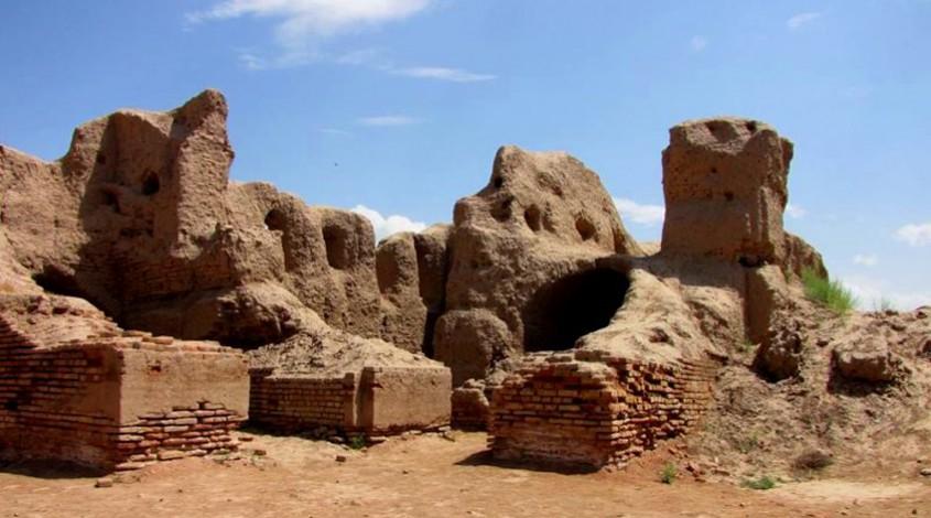 Крепость Джанбас-кала — фото 1