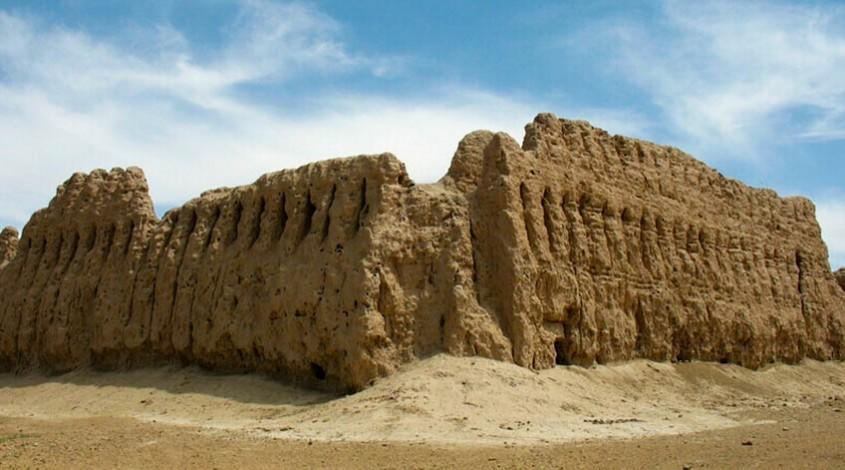 Крепость Кой-Крылган-кала — фото 1