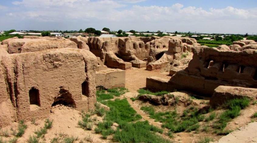 Крепость Кырк-Кыз-кала — фото 1