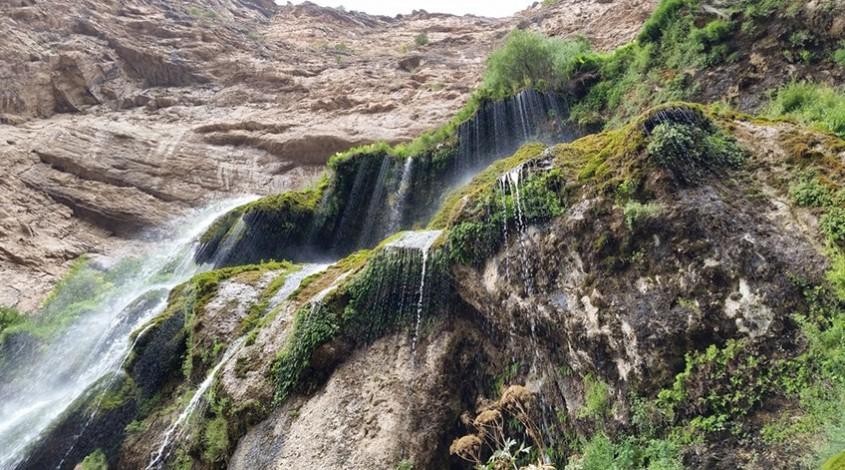Сангардакский водопад — фото 1