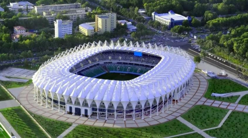 Стадион Бунёдкор — фото 1