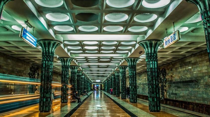 Метрополитен Ташкента — фото 1