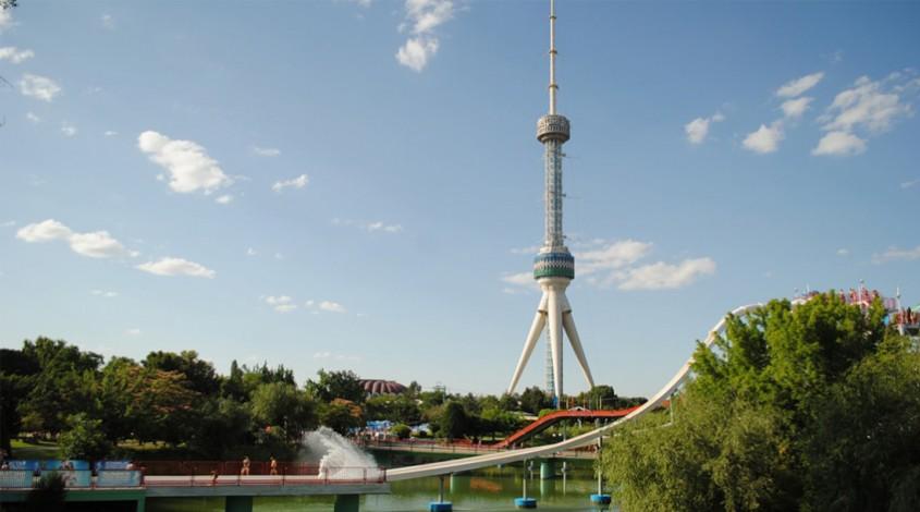 Ташкентская телебашня — фото 1