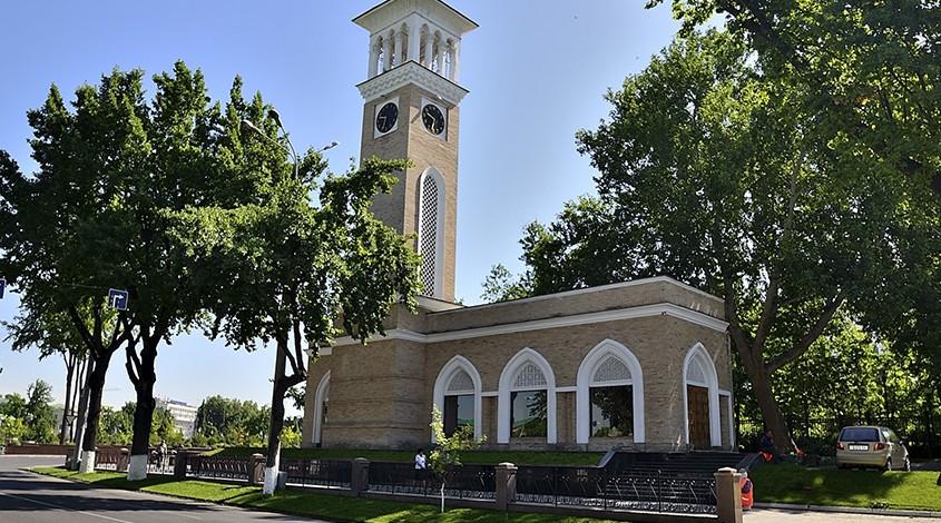 Ташкентские куранты — фото 1