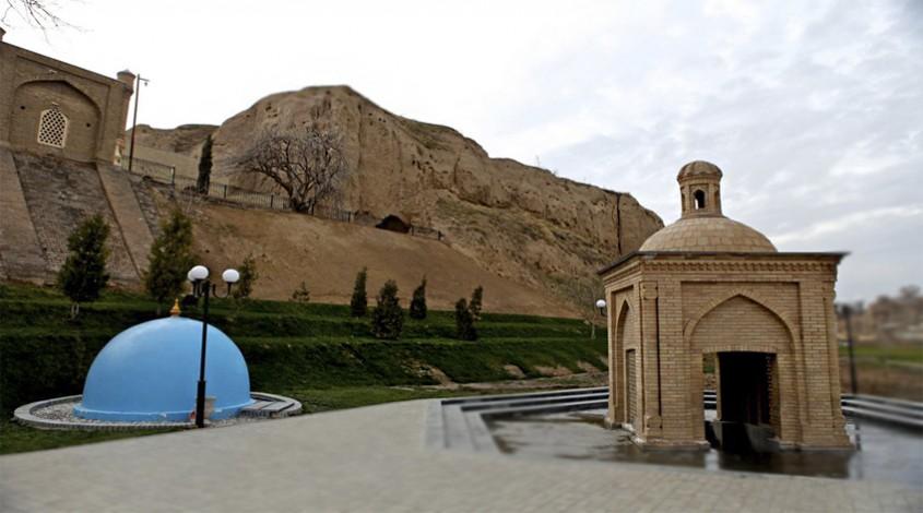 The mausoleum of Prophet Daniel — photo 1