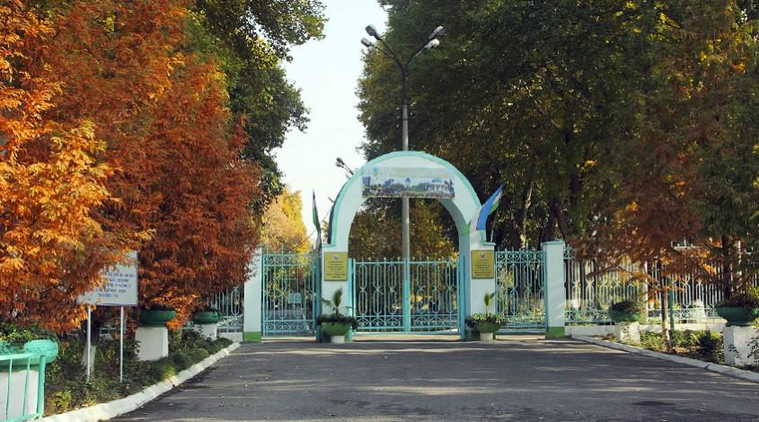 Ботанический сад — фото 1