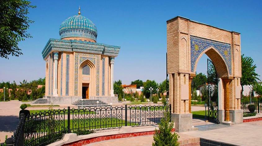 Mausoleum of Maturidi — photo 1