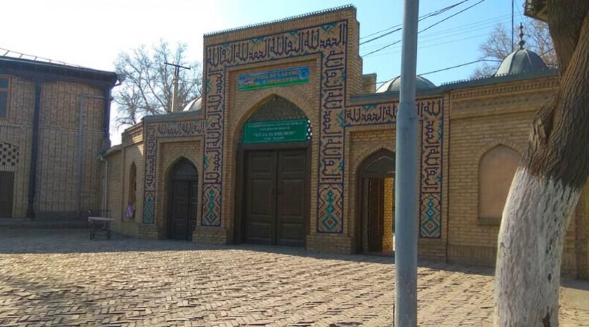 Khoja Ziyomurod Mosque — photo 1