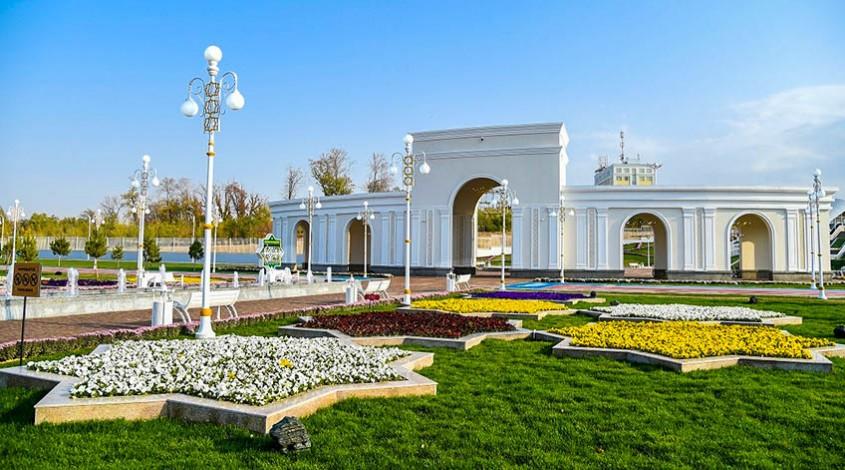 Парк Ашхабад — фото 1